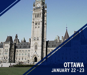 Ottawa January 22-23