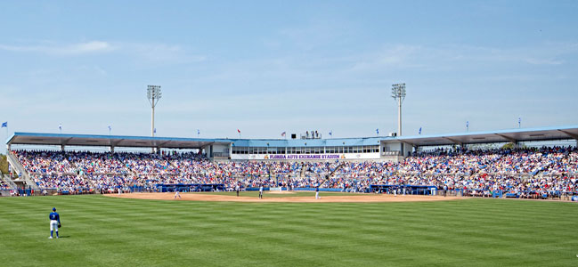 Blue Jays Spring Training