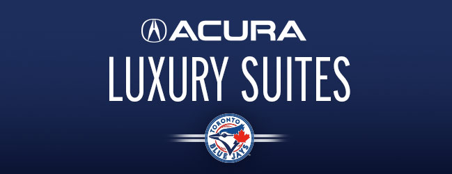 Acura Luxury Suites