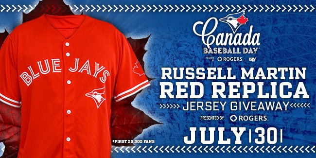 Canada Baseball Day presented by Rogers & Sportsnet