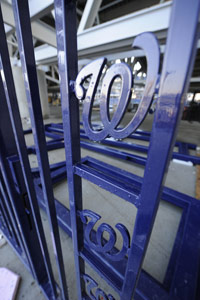 Nationals Park Gates