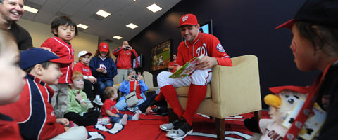 Washington Nationals Mission Statement