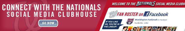 Nationals Social Media Clubhouse
