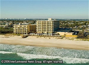 The Crowne Plaza Melbourne Beach Oceanfront Resort Hotel