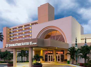 DoubleTree Suites by Hilton Hotel