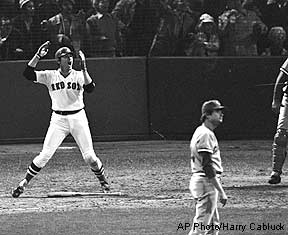 Carlton Fisk Home Run